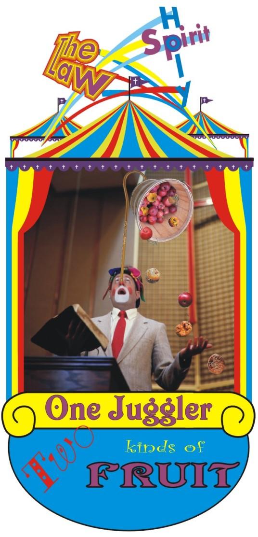 Church Circus Poster