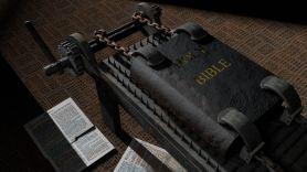 Tortured scripture